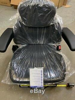 KAB Fabric Seat Top Tractor Sprayer Telehandler Loadall JCB Massey Ferguson