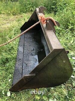 Large Bucket For JCB 527 67 Loadall Telehandler jcb Teleporter Bucket