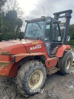 MANITOU M50-4, 5 Ton ROUGH TERRAIN Forklift TELEHANDLER Diesel Not Jcb Merlo
