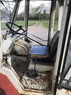 MANITOU ROUGH TERRAIN Forklift TELEHANDLER Diesel Not Jcb Merlo 5.5 Ton