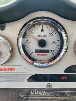 Manitou 627 Turbo telehandler 2009 59 low houred fine example Loadall JCB