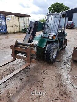 Manitou BT420 Buggiscopic Telehandler. Forklift, Jcb