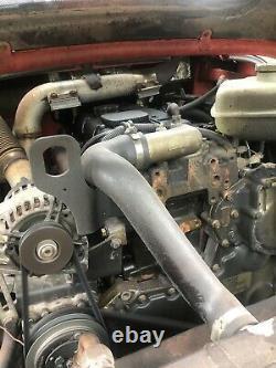 Manitou MLT 627 Turbo 6M 2.7 Ton Telehandler 2012 Stock JCB Loadall CAT Merlo