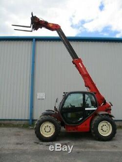 Manitou MLT 633 120 LS telehandler fork lift teleporter JCB 531 70 731 530 535