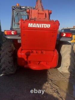 Manitou MT1740 SL Forklift/Telehandler Loadall We Stock JCB CAT MERLO 17 Metre
