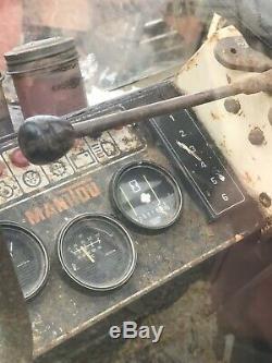 Manitou Tele Handler 2600 Loader JCB Tractor