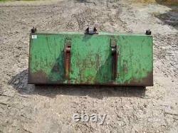 Manitou telehandler 6ft8ft front loader bucket, matbro, JCB, kramer