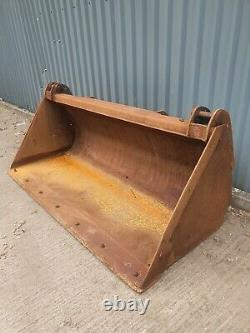 Mason Engineering Telehandler Gp Bucket 1.0mtr Cubed To Fit Jcb Q Fit Carriage