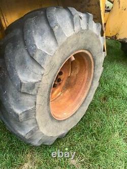 Matbro Teleram 40 Pivot Steer 4wd Farm Telehandler Loadall Forklift No Vat