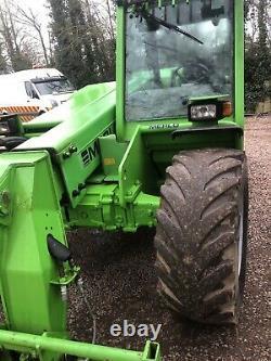 Merlo 26.6 Telescopic Forklift Telehandler we stock Manitou JCB CAT farm site