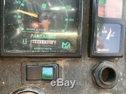 Merlo P27.9 Evt Turbo Telehandler C/w Joystick Control