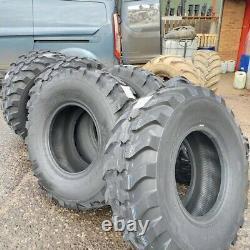 NEW DUNLOP SPT9 405/70R20 (16.0/70x20) Telehandler, loader radial new X4 tyres