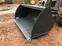 NEW General Duty 2.3m wide 1.5m3 Telehandler Bucket JCB Loadall £1200 + VAT