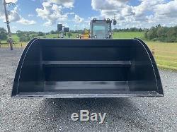 New JCB Agri 5 Cubic Meter Grain Bucket Telehandler / Loader / Loadall