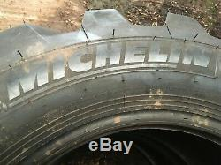 New Michelin 400/70R20 XMCL Telehandler tyres, Not Goodyear, Mitas. JCB Merlo CAT