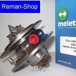 Original Melett UK turbocharger cartridge core Perkins JCB Telehandler 416 P42