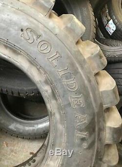 SOLIDEAL 9.00 -20 PLY Rating 14 JCB Telehandler Tyre