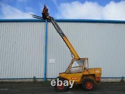 Sambron J24T telehandler fork lift teleporter JCB manitou merlo delivery