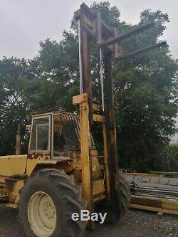 Sanderson All Terrain Forklift (JCB CAT Loadall Telehandler)