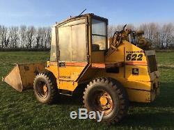 Sanderson Telehandler 622 Excellent working order loader with no VAT, not JCB