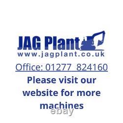 Side shift/JCB telehandler/sideshift forklift attachment £725 + VAT