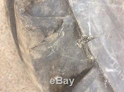 Solideal 14.5-20 Tyres on 5 Stud JCB Rims Telehandler/Loader/JCB Robot
