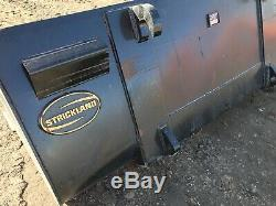 Strickland Jcb Telehandler Bucket Unused Price £750.00 + VAT @ 20%