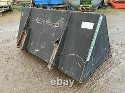 Stronga Grain Bucket Forklift Telehandler Bucket Sanderson Brackets Like JCB+VAT