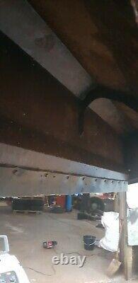 Suton Sweeper Fork Mounted Telehandler Skidsteer