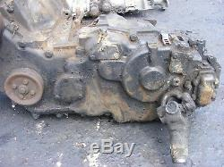 Tele Handler Automatic Gearbox (maybe Jcb Or Manitou)