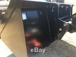 Telehandler Bucket Jcb Manitou Merlo Matbro Forklift Loader Attachments