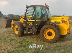 Telehandler JCB 530-70. 7 Meter Boom 3 Ton Forklift £15,999 NO VAT