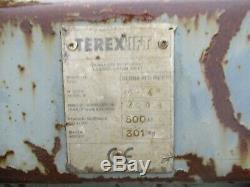 Terex Telehandler Bucket JCB Manitou Merlo £350