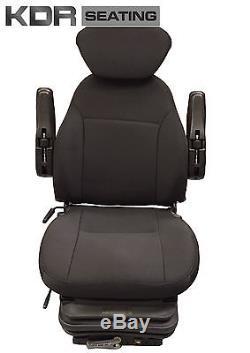 Tractor & Telehandler Seat Case Caterpillar Claas JCB John Deere Komatsu Merlo