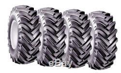 Tyre Set BKT 317 1414 Ply 16.0/70-20 Tractor JCB Loadall Telehandler Acorn