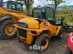 Used Jcb Telehandlers 540-40 Yom 2012 Only 2069 Hours £19950+vat